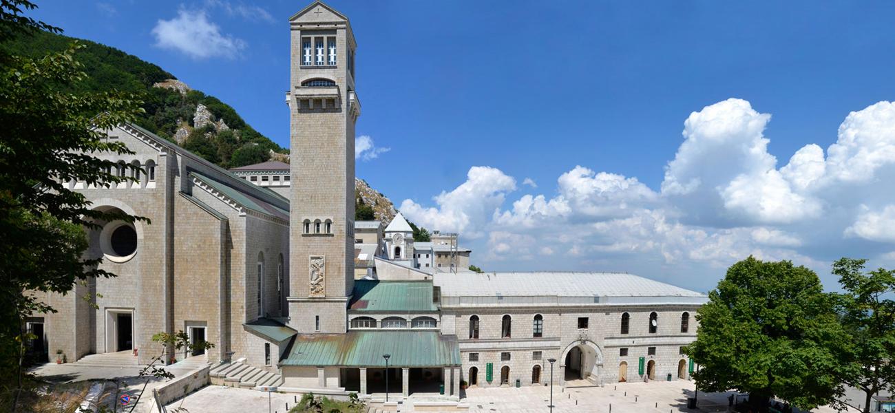 Santuario di Montevergine (AV)