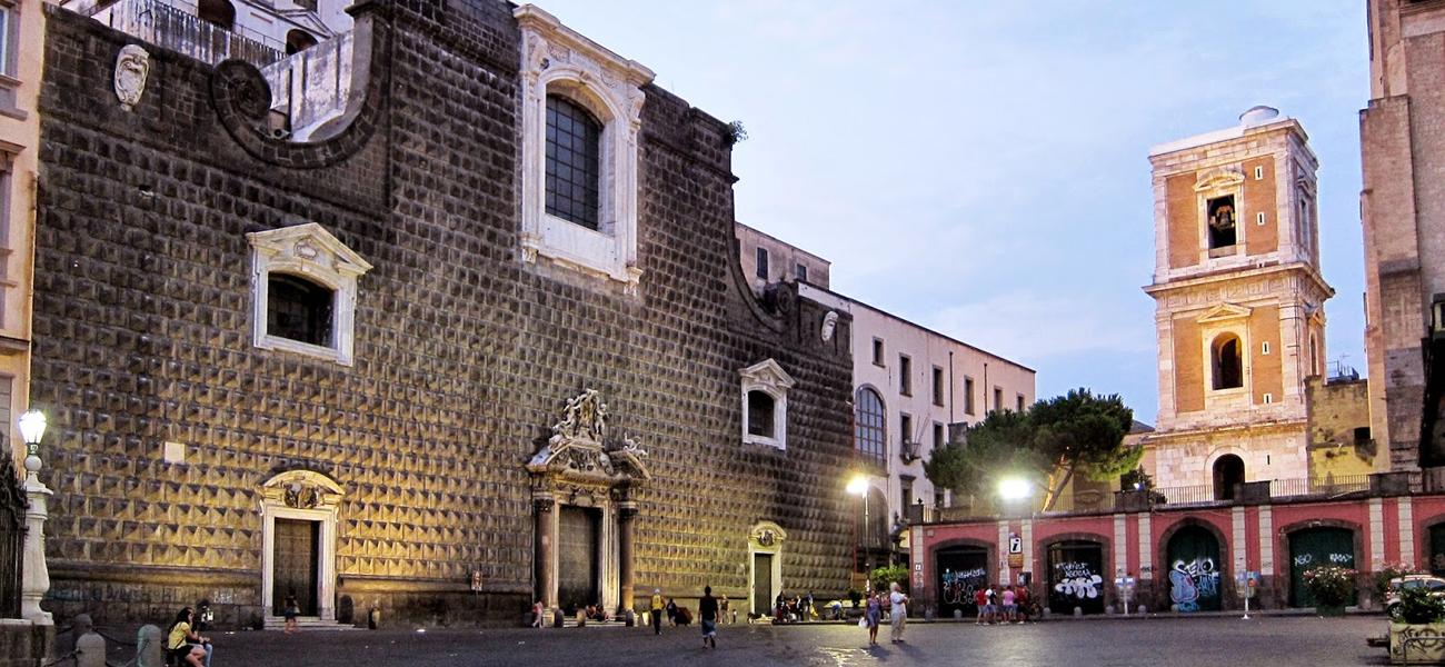 Piazza Gesù - Napoli